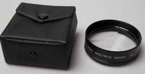 Unbranded 55mm Multi-Image 3R Filter
