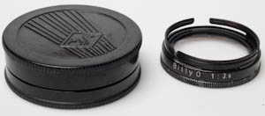 Agfa Billy 0 30mm Close up lens Filter