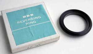 BDB Reverse Ring M42 Screw - 49mm Lens adaptor