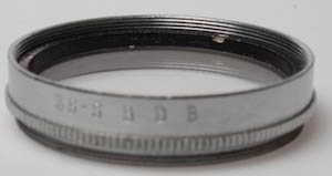 BDB 35.5mm UV Filter