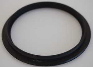 Bronica 67mm bellows adaptor ring Lens adaptor