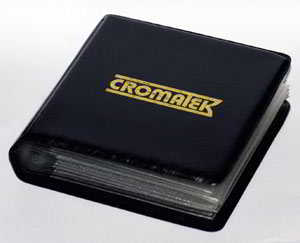 Cromatek Filter wallet - holds six filters Filter holder