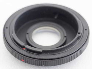 Unbranded Canon EOS body to FD lens Lens adaptor