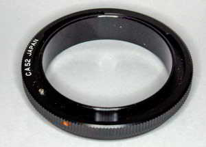 Unbranded Reverse Ring Canon FD - 52mm Lens adaptor