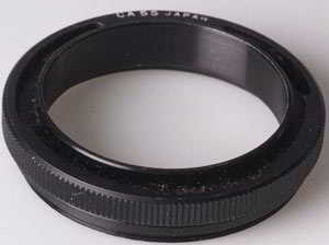 Photax Reverse Ring Canon FD - 55mm Lens adaptor