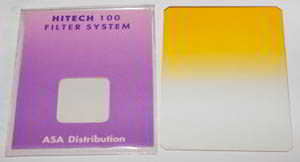 Hitech Yellow  3 Grad 100 System 94mm Filter