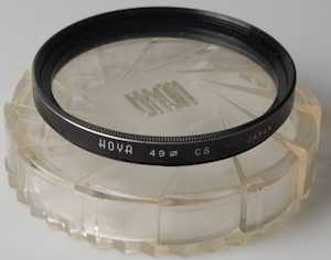 Hoya 49mm Cross Screen Filter