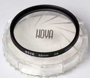 Hoya 55mm Cross Screen Filter