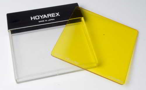 Hoyarex 041 Yellow Filter