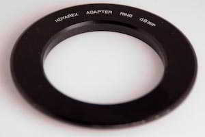 Hoyarex 49mm Filter Adaptor  Lens adaptor