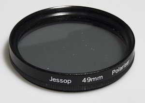 Jessops 49mm Linear polarising Filter