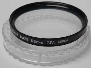 Kalimar 58mm UV Filter