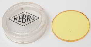 Nebro 30mm yellow glass Filter
