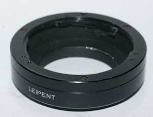Novoflex Pentax K lens Mount for Novoflex bellows Lens adaptor