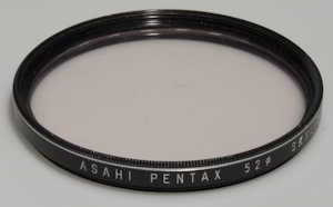 Pentax 52mm Skylight Filter