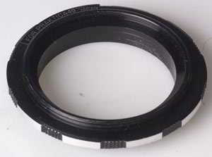Unbranded Reverse Ring 49mm to Praktica Bayonet Lens adaptor
