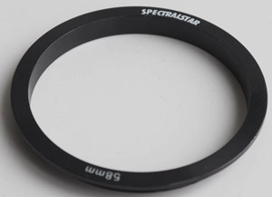 Spectralstar 58mm Adaptor ring Lens adaptor