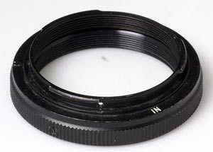 Unbranded Nikon AI T2 Mount Lens adaptor