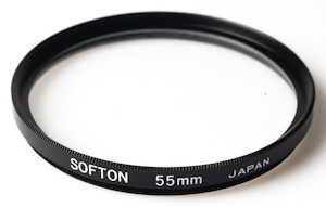 Unbranded 55mm Softon Filter