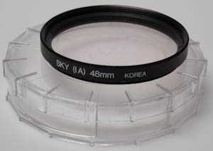 Unbranded 48mm Skylight 1A Filter